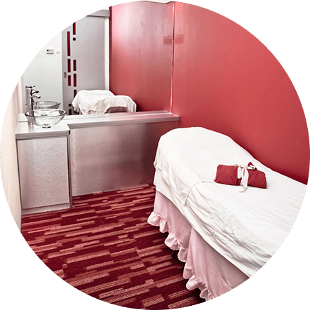 Shakura Singapore treatment room facility
