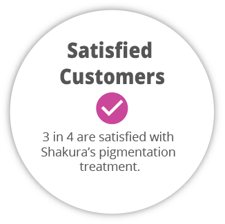 Shakura Singapore satisfied customers after treatment results