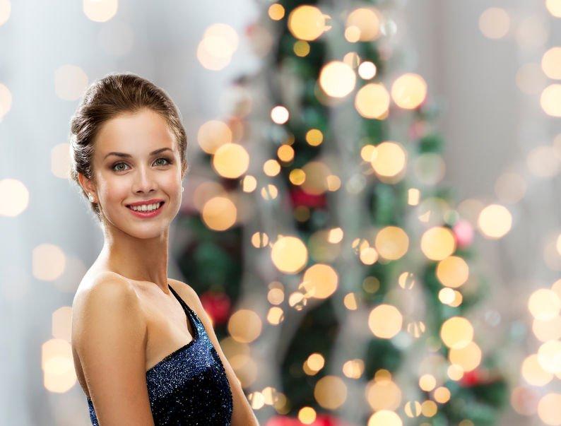 Shakura Singapore all I want for christmas lady