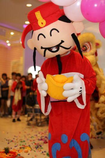 Shakura-Jcube-Jurong-East-Grand-Opening-mascott